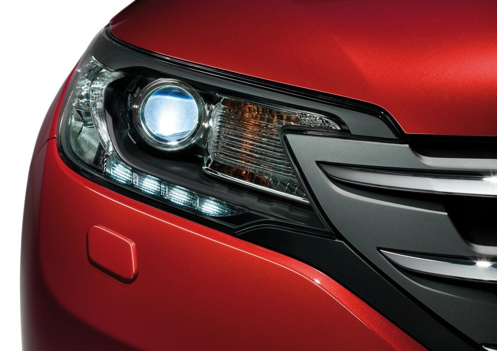 2013 Honda CR V Head Lamp (Photo 6 of 15)