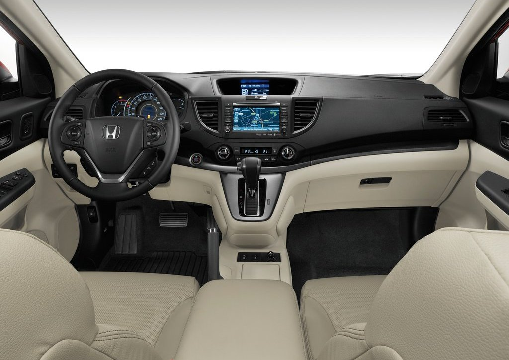 2013 Honda CR V Interior (Photo 7 of 15)