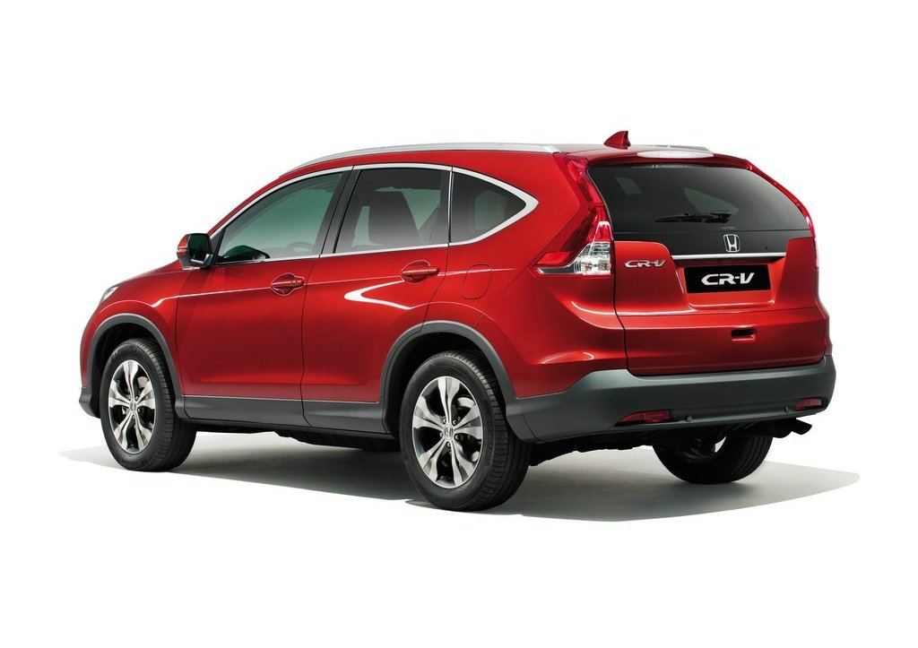 2013 Honda CR V Rear (Photo 10 of 15)