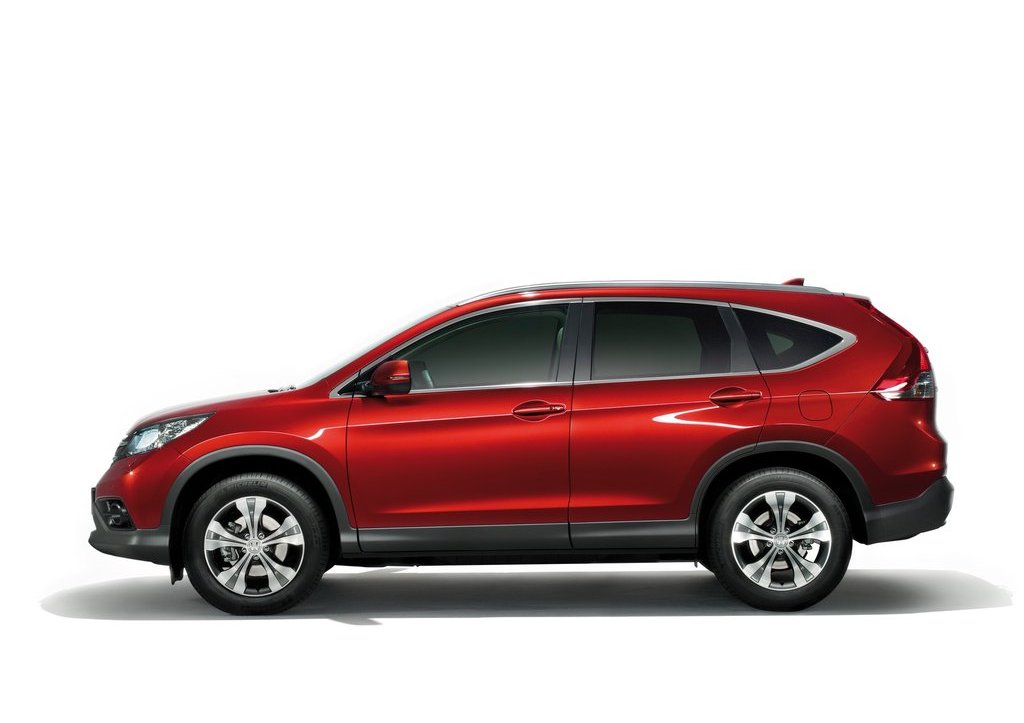 2013 Honda CR V Side (Photo 11 of 15)