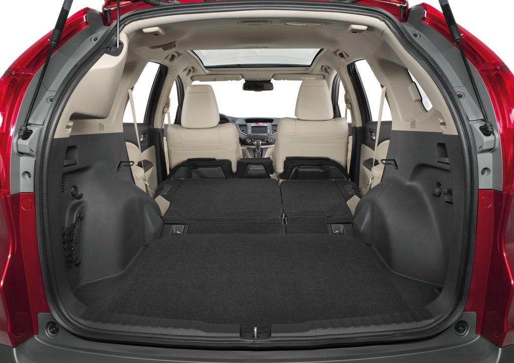 2013 Honda CR V Trunk (Photo 14 of 15)