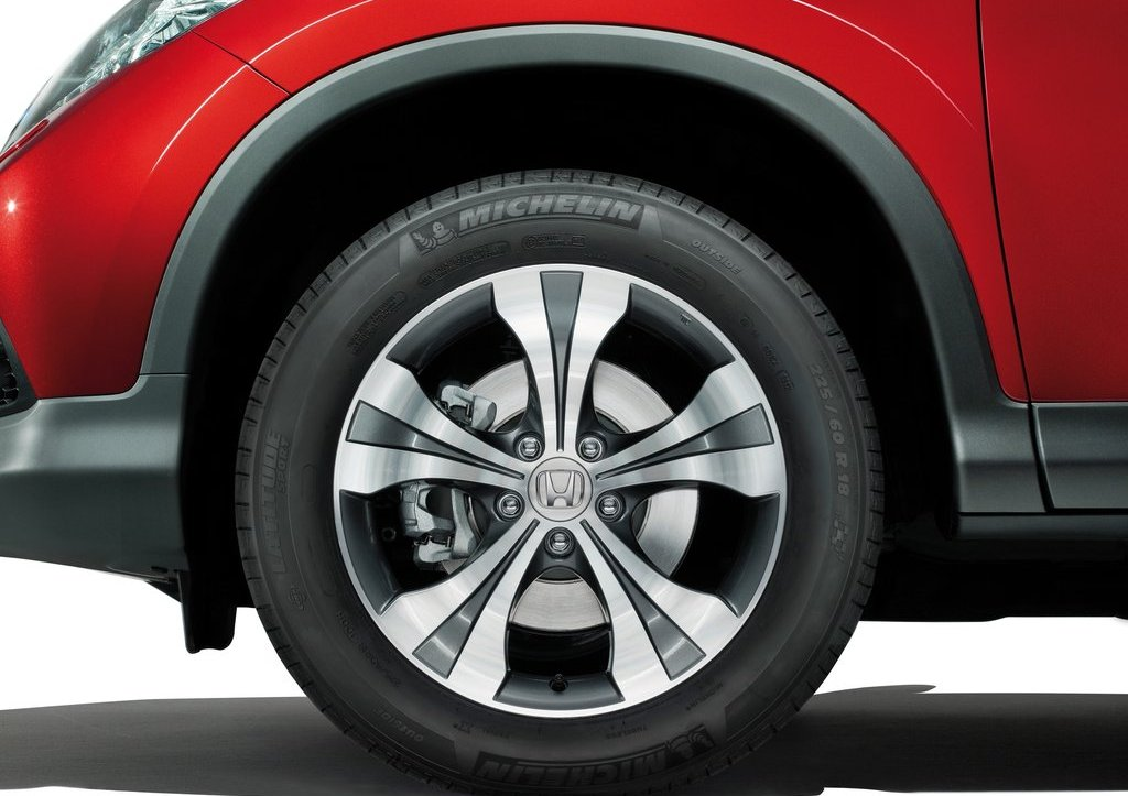 2013 Honda CR V Wheels (Photo 15 of 15)