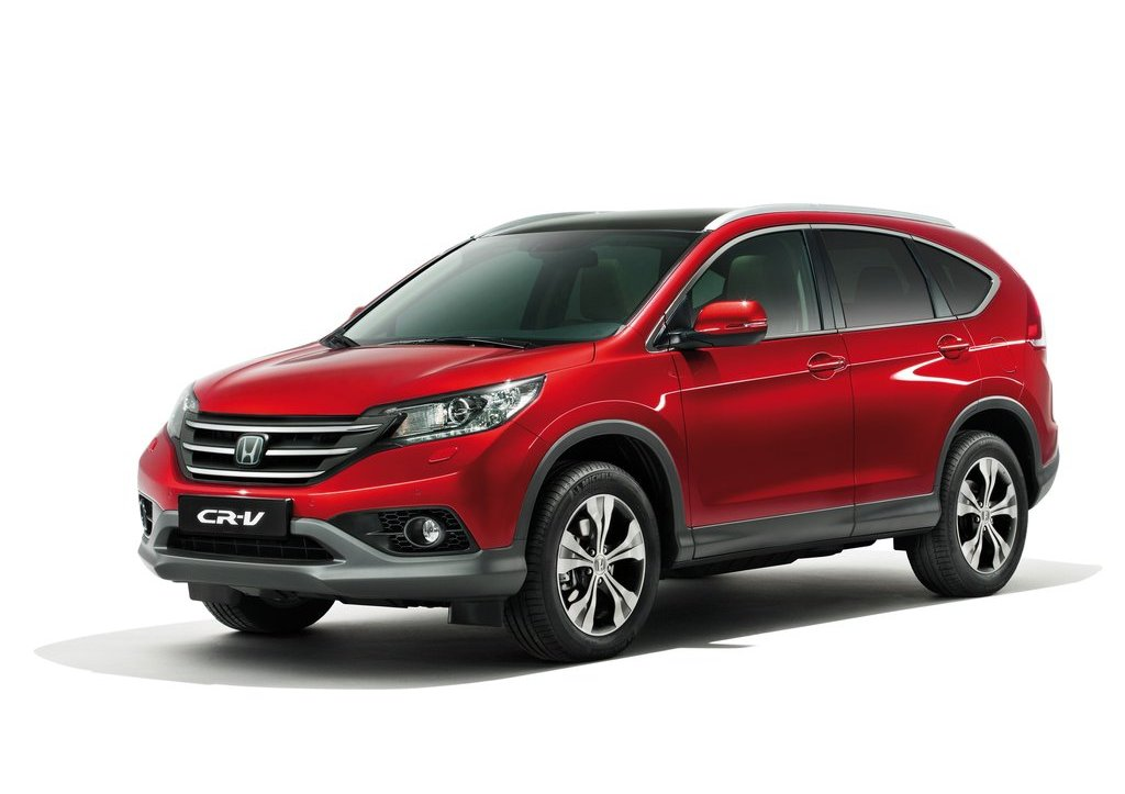2013 Honda CR-V Review Pictures Gallery (15 Images)