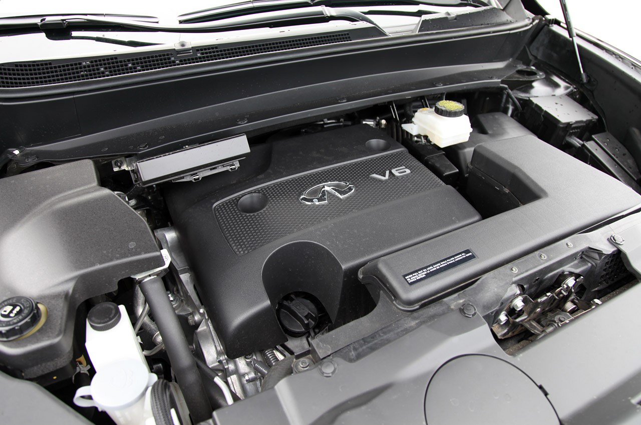 2013 Infiniti JX35 Engine (Photo 2 of 12)