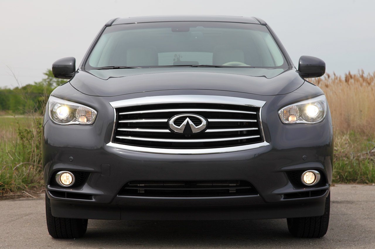 2013 Infiniti JX35 Front (View 3 of 12)