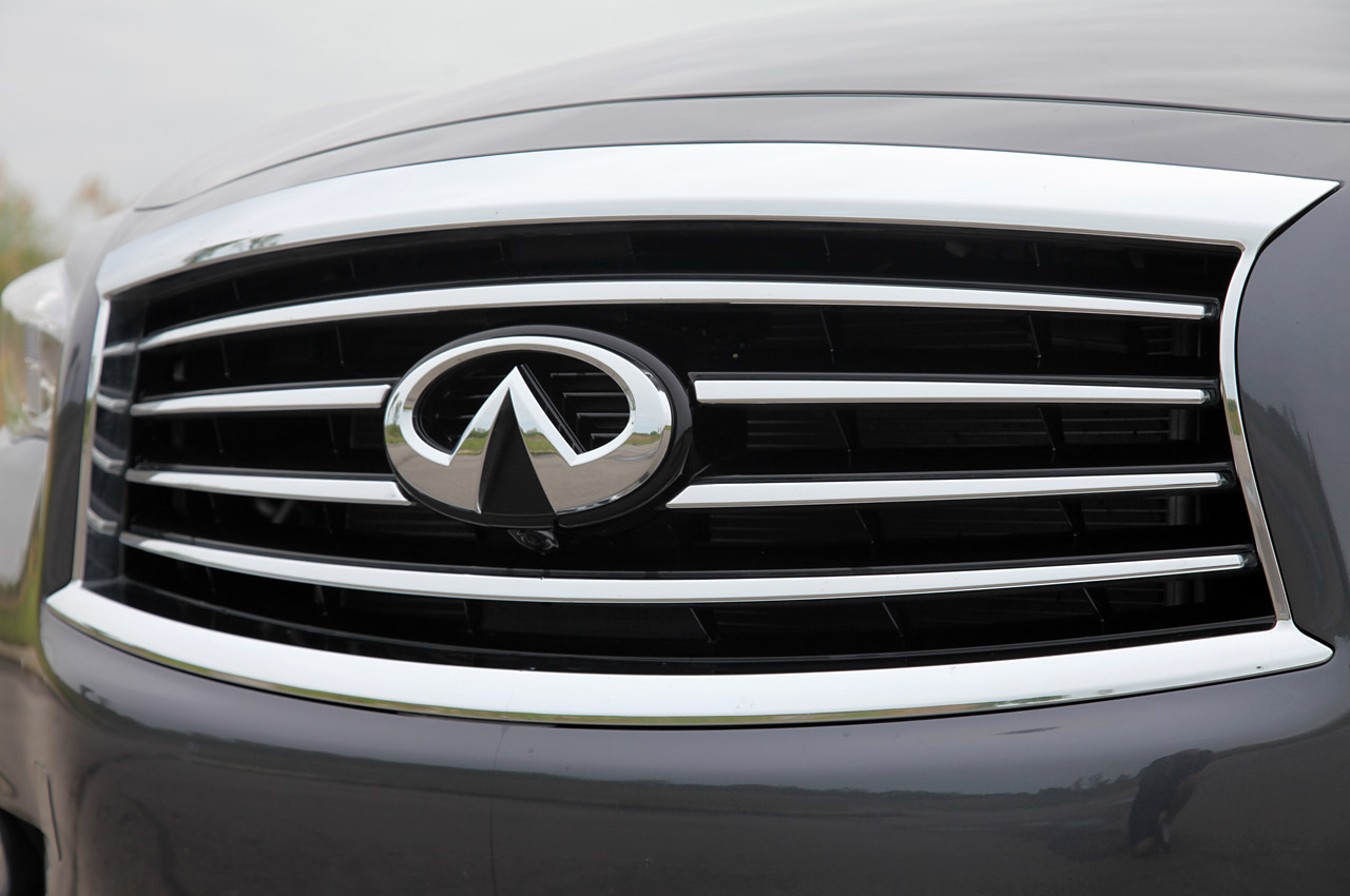 2013 Infiniti JX35 Grill (Photo 5 of 12)