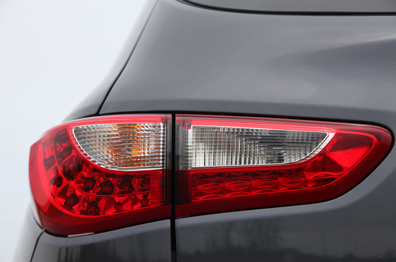 2013 Infiniti JX35 Tail Lamp (Photo 11 of 12)