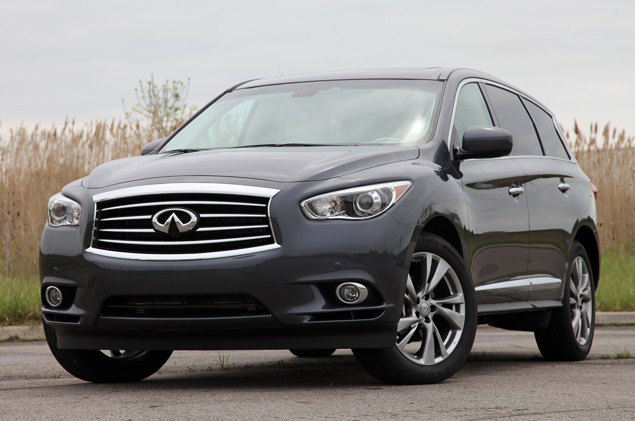 2013 Infiniti JX (View 12 of 12)