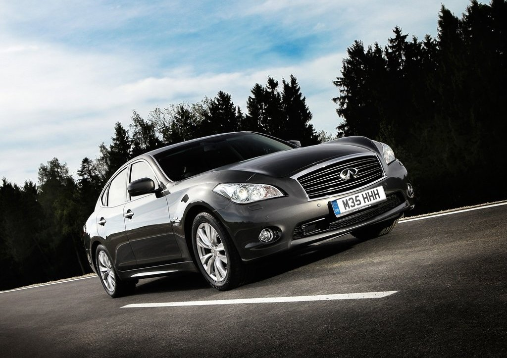 Featured Image of 2013 Infiniti M35h GT Review