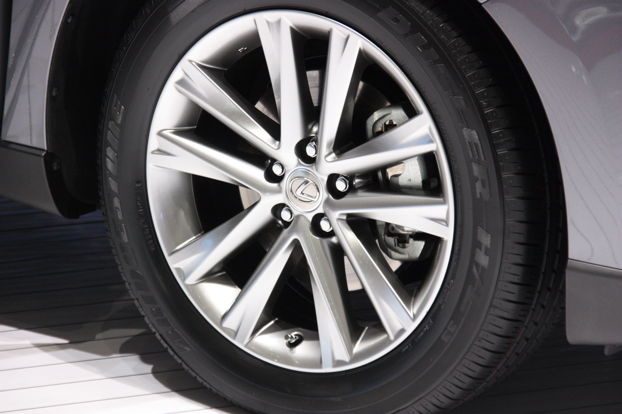 2013 Lexus RX Wheels (View 8 of 9)