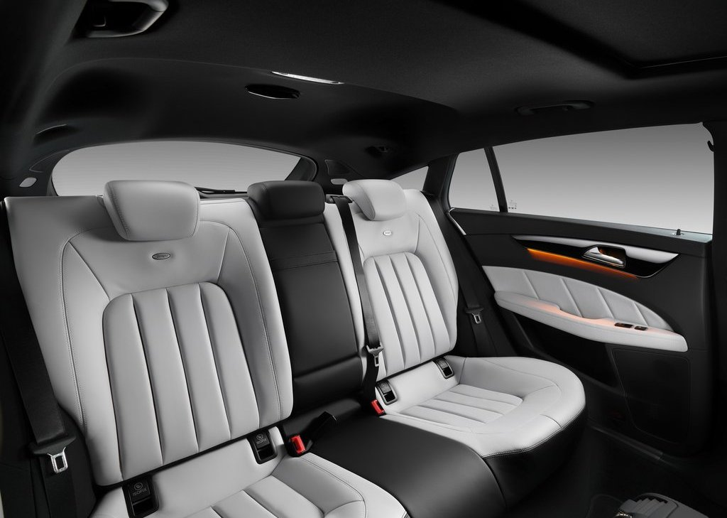 2013 Mercedes Benz CLS Shooting Brake Seat (Photo 15 of 18)