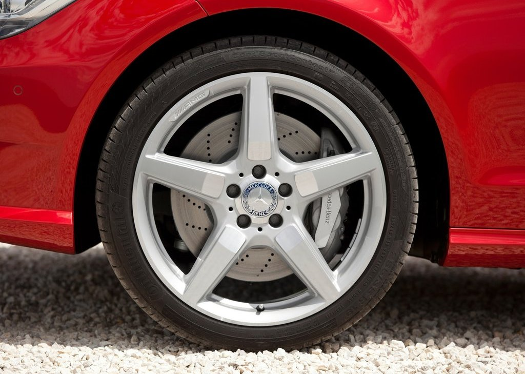 2013 Mercedes Benz CLS Shooting Brake Wheels (Photo 18 of 18)