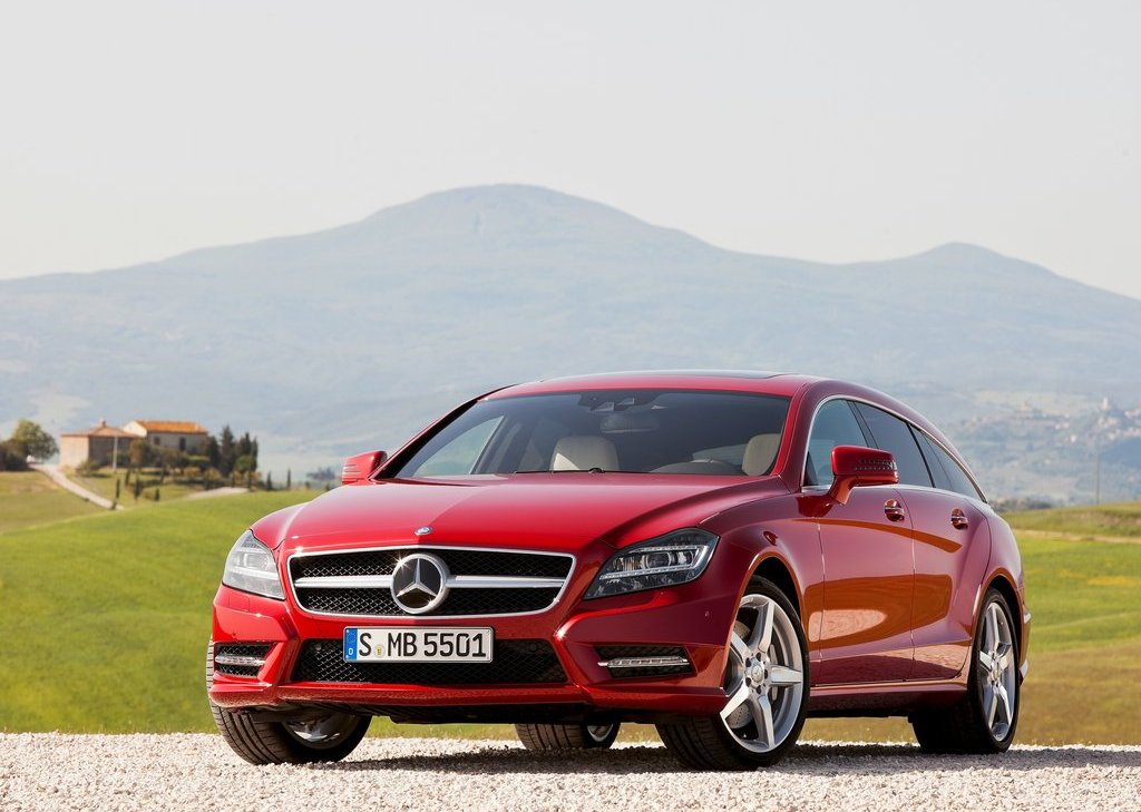 Featured Image of 2013 Mercedes Benz CLS Shooting Brake Review