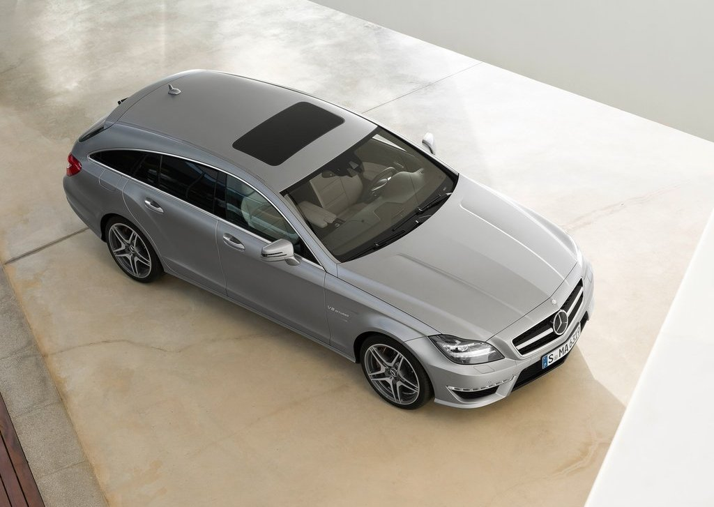 2013 Mercedes Benz CLS63 AMG Shooting Brake (View 1 of 8)