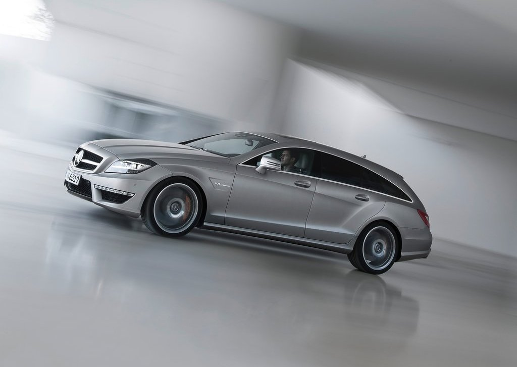 2013 Mercedes Benz CLS63 AMG Shooting Brake (View 2 of 8)