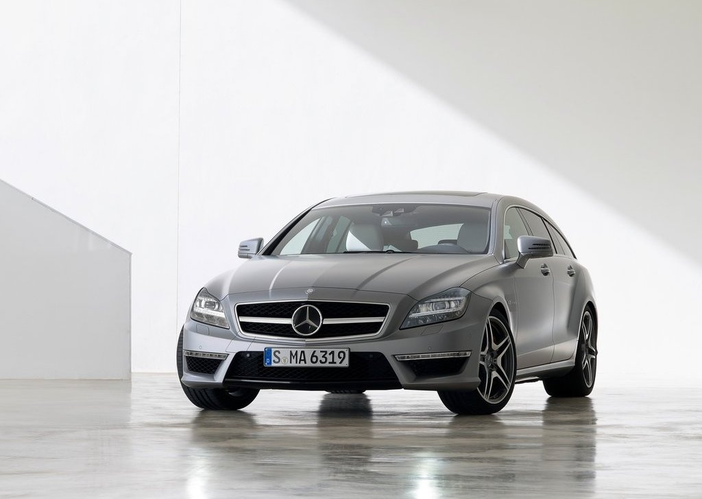 Featured Image of 2013 Mercedes Benz CLS63 AMG Shooting Brake Review