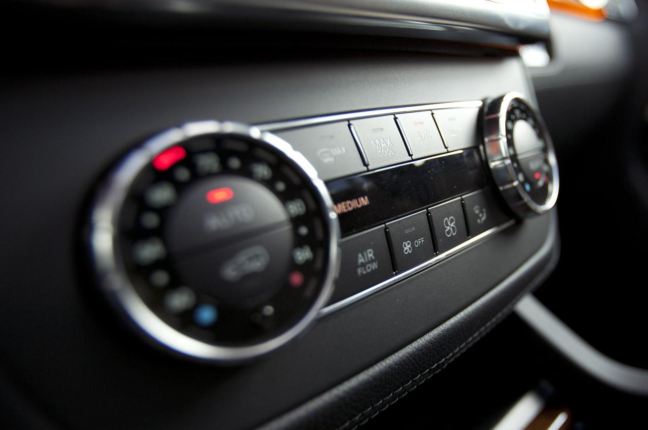 2013 Mercedes Benz GL450 Dashboard (View 1 of 13)