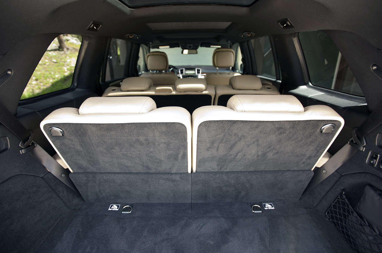 2013 Mercedes Benz GL450 Trunk (View 12 of 13)
