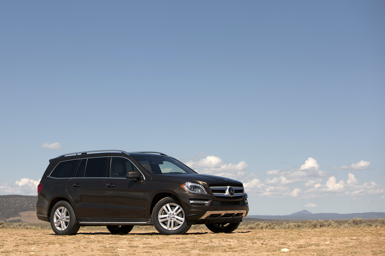 Featured Image of 2013 Mercedes Benz GL450 Price Review