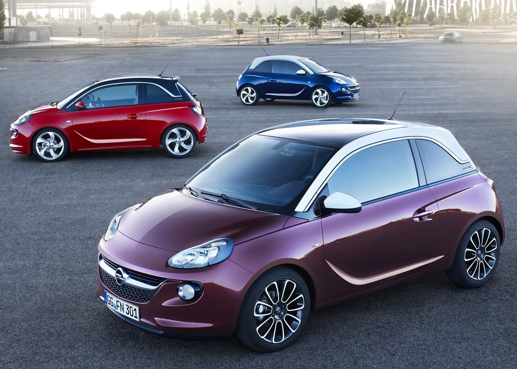 2013 Opel Adam All (Photo 2 of 9)