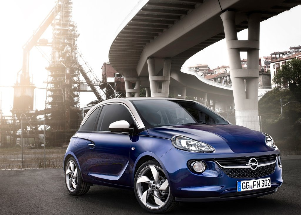 2013 Opel Adam Blue (Photo 3 of 9)