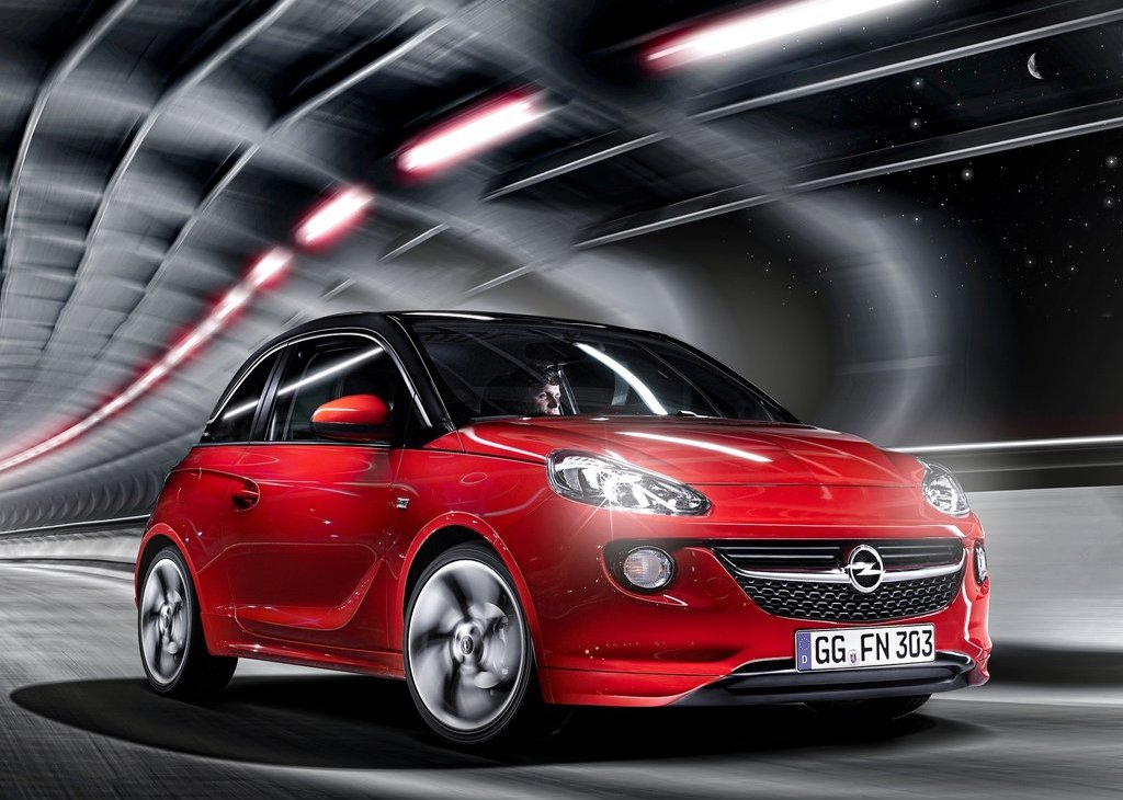 2013 Opel Adam Red (Photo 9 of 9)