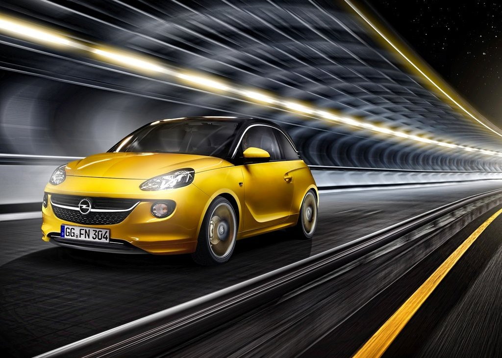 Featured Image of 2013 Opel Adam Sale In Early