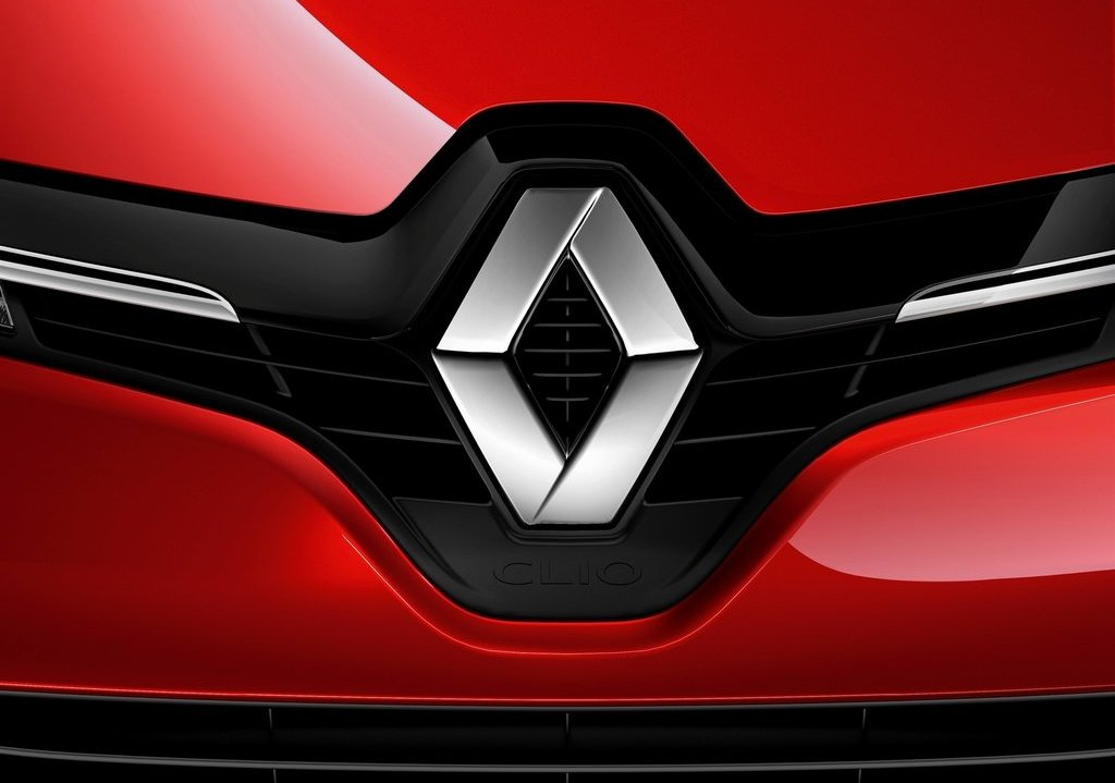 2013 Renault Clio Grill (Photo 7 of 16)