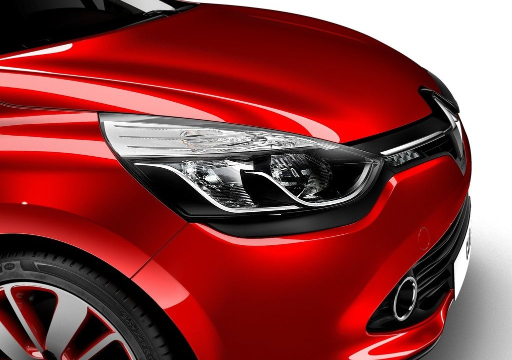 2013 Renault Clio Head Lamp (Photo 8 of 16)