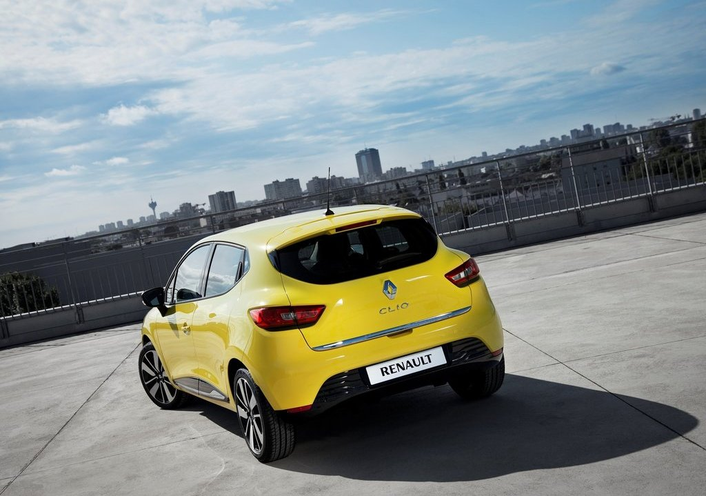 2013 Renault Clio Rear (Photo 14 of 16)