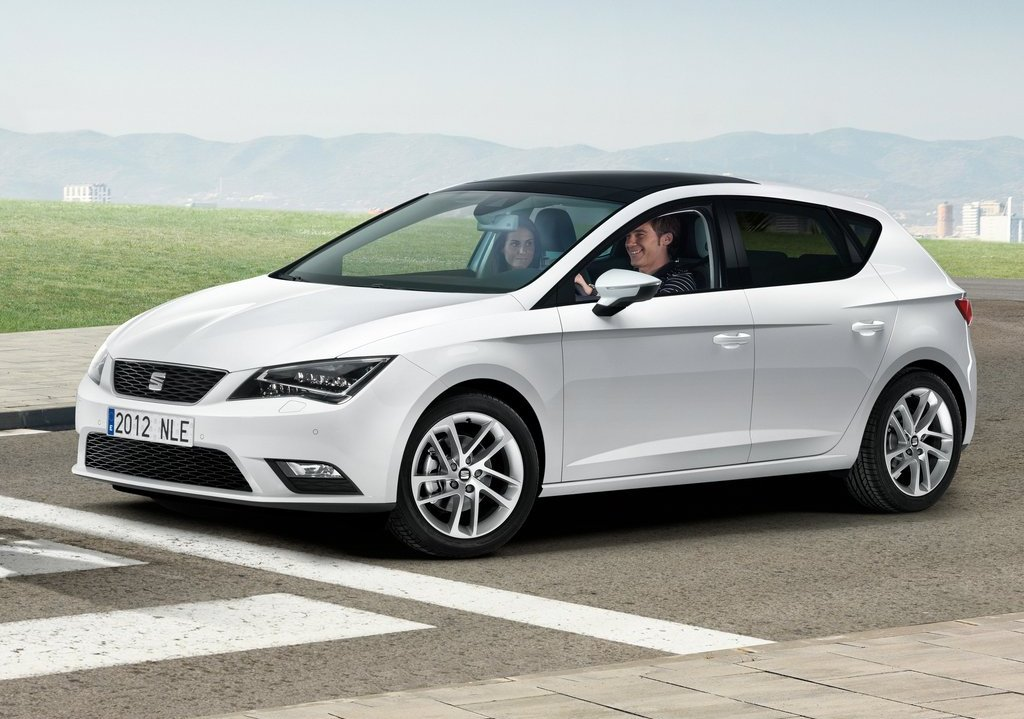 2013 Seat Leon Front View (Photo 3 of 10)
