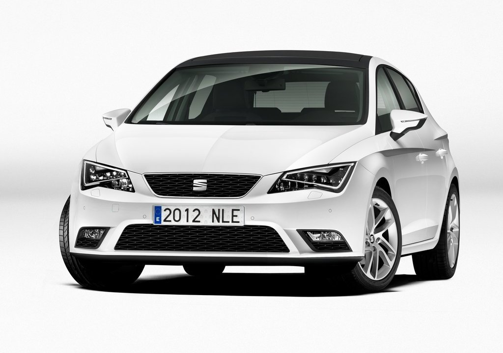 2013 Seat Leon Front (Photo 2 of 10)