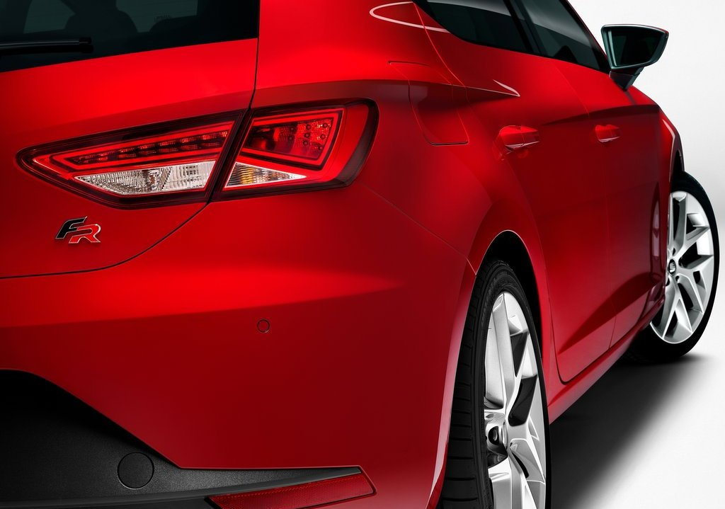 2013 Seat Leon Tail Lamp (Photo 9 of 10)
