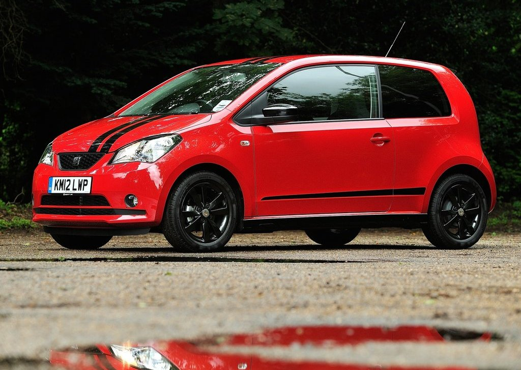 Featured Image of 2013 Seat Mii Vibora Negra Launched At June,