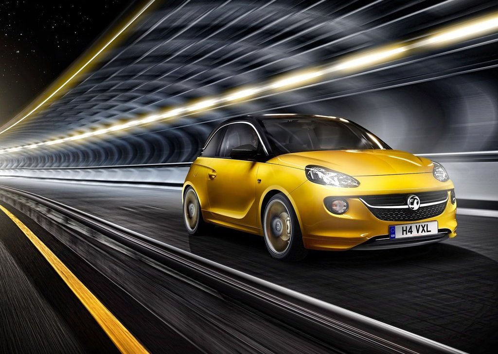 2013 Vauxhall Adam Front (Photo 3 of 8)