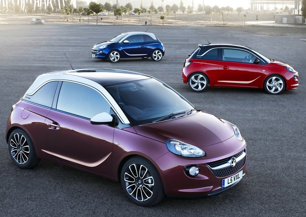 2013 Vauxhall Adam All (Photo 2 of 8)