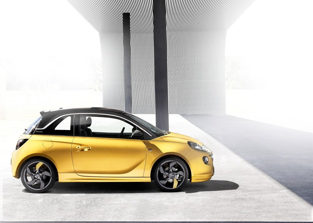 2013 Vauxhall Adam Right Side (Photo 8 of 8)