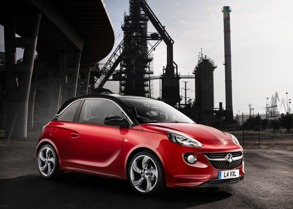 Featured Image of 2013 Vauxhall Adam At Paris Motor Show