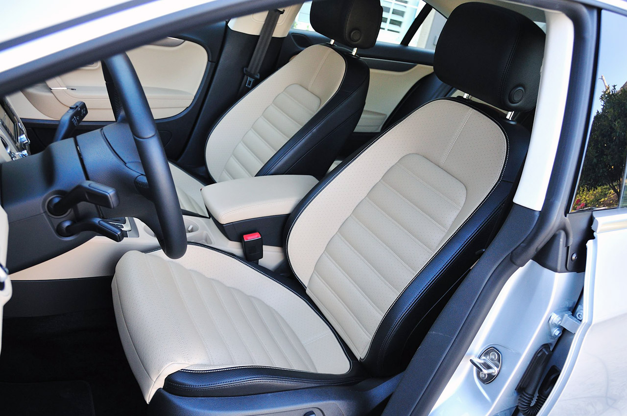 2013 Volkswagen CC Seat (Photo 11 of 14)