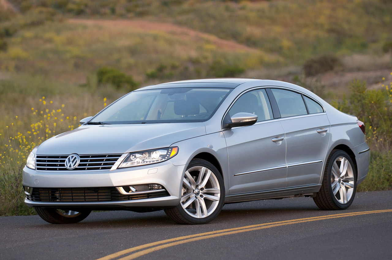 2013 Volkswagen CC (Photo 1 of 14)