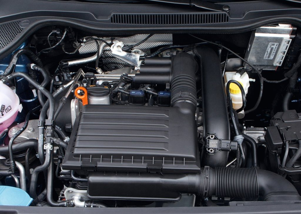 2013 Volkswagen Polo BlueGT Engine (Photo 4 of 12)