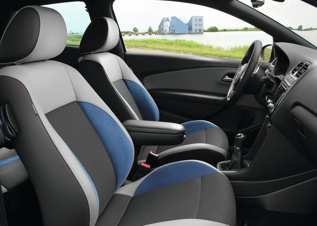 2013 Volkswagen Polo BlueGT Seat (Photo 11 of 12)