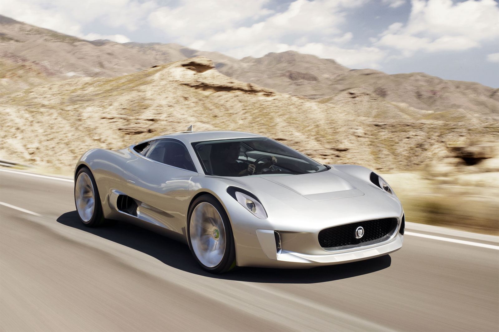 Featured Image of 2014 Jaguar CX75 Concept Review