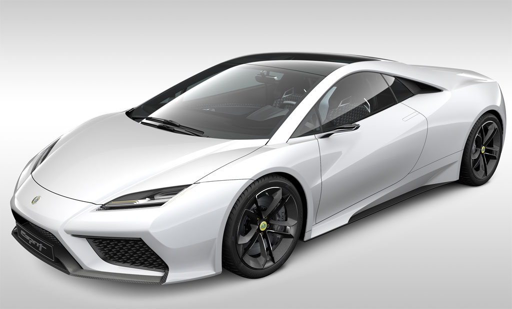 2014 Lotus Esprit Front Angle (View 2 of 7)