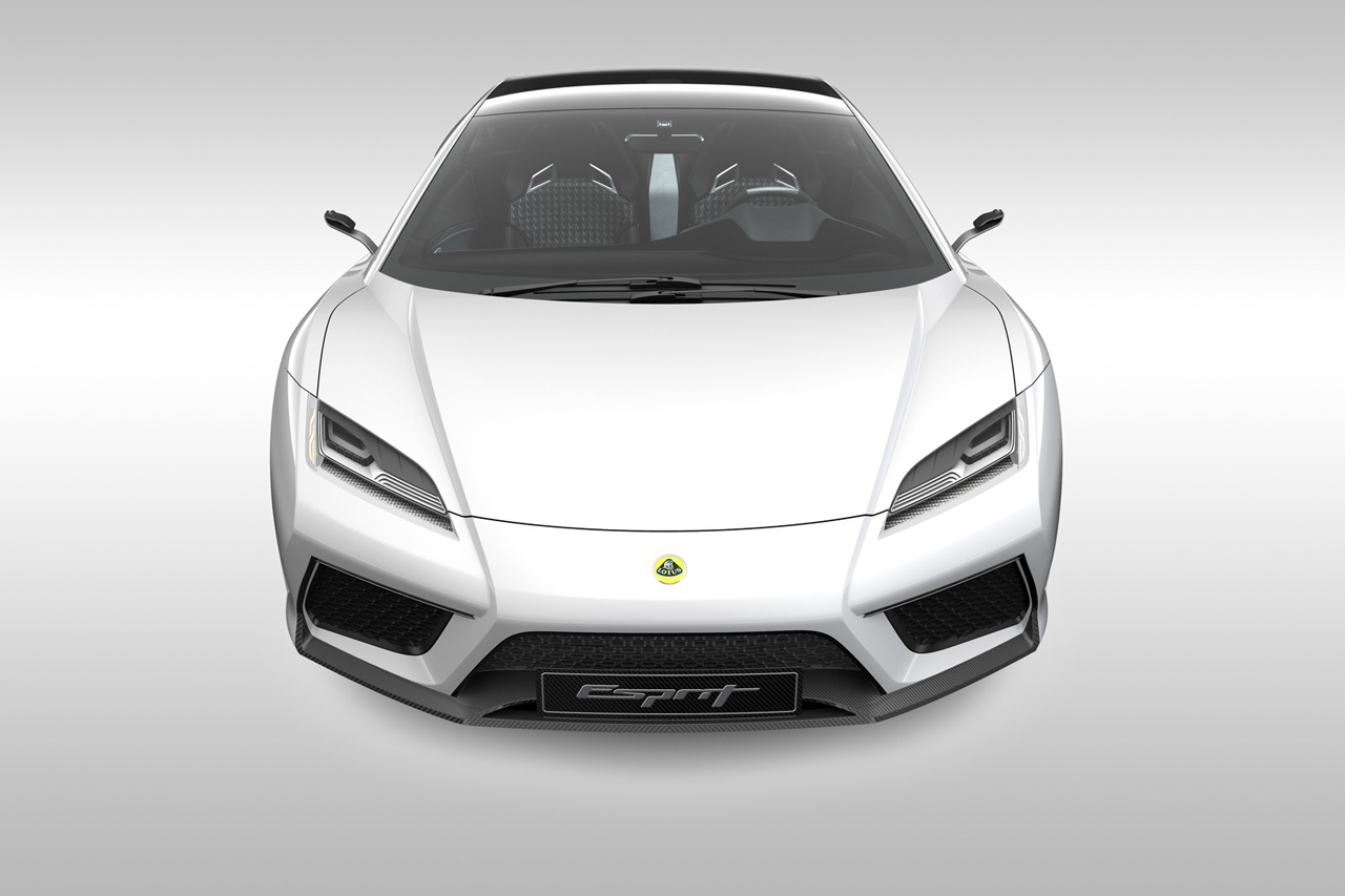 2014 Lotus Esprit Front (View 3 of 7)