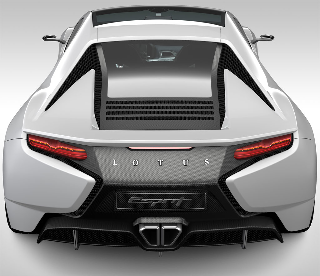 2014 Lotus Esprit Rear (View 5 of 7)