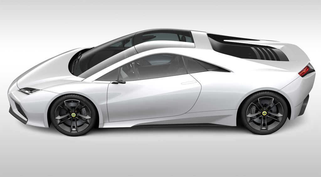 2014 Lotus Esprit Side (View 6 of 7)