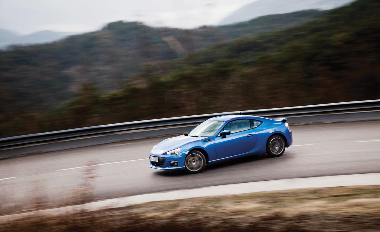 2015 Subaru BRZ Turbo Side (Photo 6 of 7)
