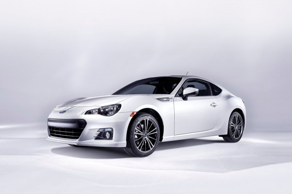 2015 Subaru BRZ Turbo White (Photo 7 of 7)