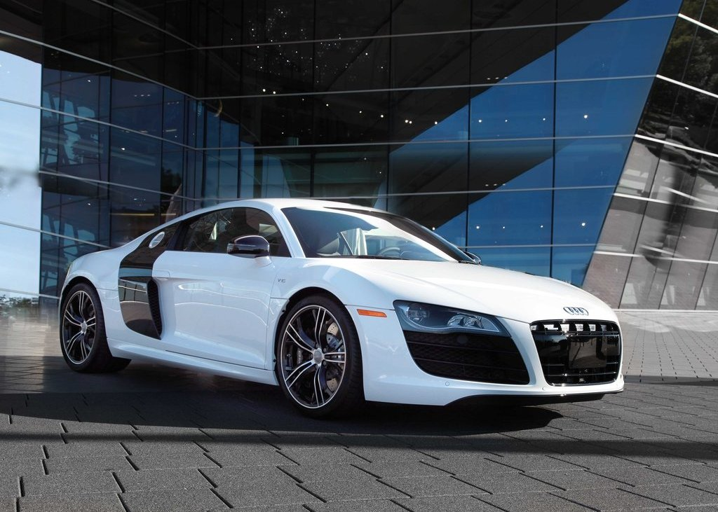 2012 Audi R8 Exclusive Selection V (View 1 of 9)